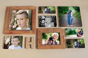 Photoblocks - images on wood