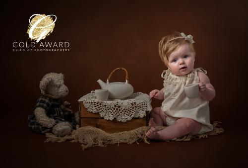 Gold Award, Deborah Longmore Photography
