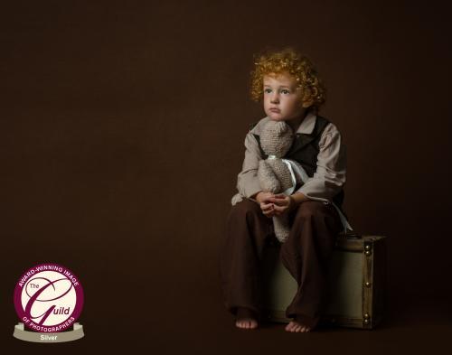 Silver Award, Guild of Photographers Deborah Longmore Photography