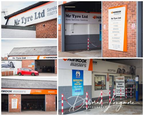Commercial Photography Tamworth